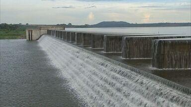 Chuvas de fevereiro enchem pequenos açudes no interior do Ceará - Confira mais notícias em G1.globo.com/ce