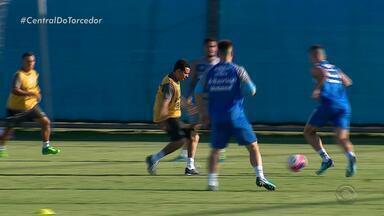 Grêmio busca vitória contra Novo Hamburgo para sair da lanterna - Assista ao vídeo.