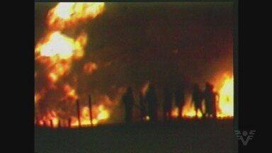 Tragédia da Vila Socó completa 34 anos - Tragédia tirou muitas vidas e teve repercussão internacional.