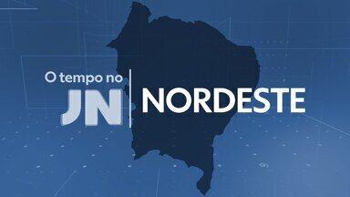 Veja a previsão do tempo para domingo (25) no Nordeste do Brasil - Veja a previsão do tempo para domingo (25) no Nordeste do Brasil