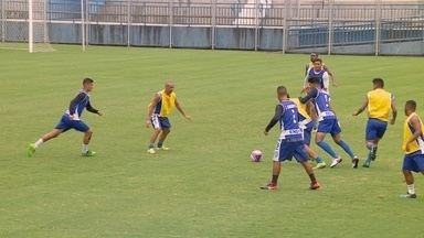 Eliminado no primeiro turno, São Raimundo aproveita tempo livre para treinar - Eliminado no primeiro turno, São Raimundo aproveita tempo livre para treinar