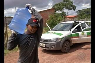 Famílias atingidas por vazamento em Barcarena estão recebendo água potável - Hoje faz uma semana que os moradores denunciaram o acidente ambiental.