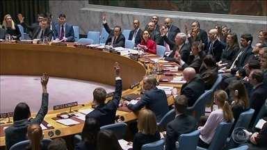ONU aprova pedido de cessar-fogo na Síria - Em 7 dias, passa de 500 o número de civis mortos na que tem sido alvo de bombardeios intensos do governo da Síria.