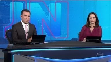Jornal Nacional - Íntegra 24 Fevereiro 2018 - As principais notícias do Brasil e do mundo, com apresentação de William Bonner e Renata Vasconcellos.