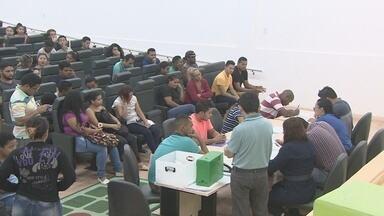 Mais de 80 vagas para cursos técnicos de nível médio são sorteadas pelo Ifap no Amapá - Sorteio ocorreu nesta segunda-feira (26) e são para 7 cursos em todo o estado, cujas vagas não foram preenchidas no processo seletivo.