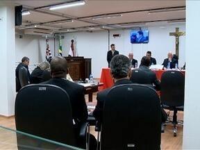Câmara de Presidente Prudente tem alteração no quadro de vereadores - Wellington Bozo assumiu o lugar de Rogério Galindo.