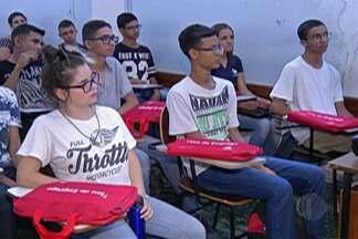 Mogi das Cruzes capacita jovens - Intenção é prepará-los para o mercado de trabalho.