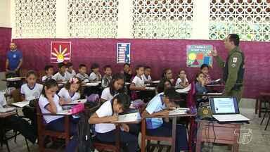 Combate às drogas ainda é dilema entre família, escola e polícia em Santarém - Com o passar dos anos muito se tem discutido sobre drogas e como evitar que alunos tenham contato com a criminalidade.
