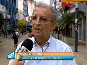 Páscoa abre vagas temporárias de empregos em Presidente Prudente - Sindicato do Comércio fica na Rua Siqueira Campos, 602, no Centro.