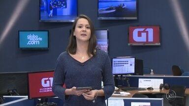 Mariana Bonora traz os destaques do G1 desta terça-feira - Confira os principais destaques do G1 Bauru e Marília para esta terça-feira (27).
