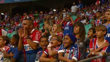 Bahia enfrenta o Juazeirente no domingo (4), pelo Campeonato Baiano - O jogo será transmitido pela TV Bahia, às 17 horas.