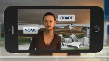 Participe da campanha 'Que Brasil você quer para o futuro'; veja como enviar o vídeo - A Globo quer ouvir o desejo dos brasileiros de todas as cidades do país e vai exibir as mensagens nos telejornais da emissora. Para gravar e enviar o seu recado para 'o Brasil que eu quero', confira o passo a passo.