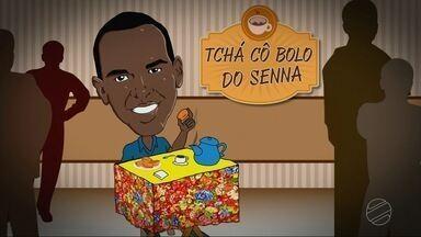 Mais um Tchá Cô Bolo, com uma galera simpática falando do Mato-grossense e Copa do Brasil - Mais um Tchá Cô Bolo, com uma galera simpática falando do Mato-grossense e Copa do Brasil.