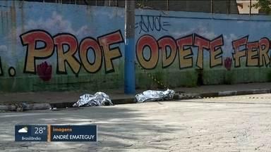 Três homens são mortos em Guarulhos durante a madrugada - É a terceira chacina na Grande São Paulo no ano, a segunda em Guarulhos.