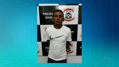 Condenado por vários furtos é preso em Palmas - Condenado por vários furtos é preso em Palmas