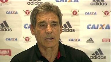 Flamengo disputa mais uma Libertadores sob comando de Paulo Cesar Carpegiani - Flamengo disputa mais uma Libertadores sob comando de Paulo Cesar Carpegiani