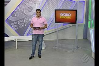 Veja a íntegra do Globo Esporte Pará desta quarta-feira, dia 28 - GE traz uma entrevista com Givanildo Oliveira, novo técnico do Remo; a preparação de Leão e Independente para o jogo da noite de hoje; a confirmação da contratação de zagueiro no Paysandu e os gols de Parauapebas 1 x 1 Cametá