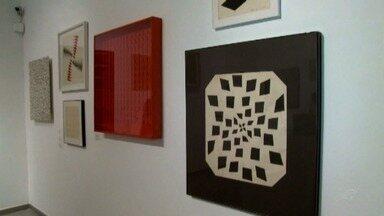 Arte brasileira é destaque em exposição em Roma - Confira mais notícias em G1.globo.com/ce