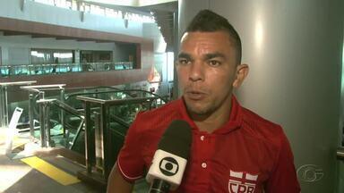 CRB enfrenta o São Paulo no Morumbi - Jogo é pela terceira fase da Copa do Brasil.