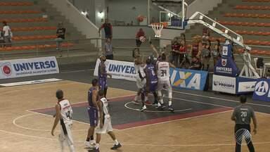 Time de basquete do Vitória enfrenta o Joinville nesta quarta-feira (28), pelo NBB - Partida acontece em Santa Catarina, a partir das 20h.