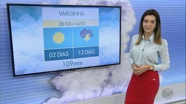 Confira a previsão do tempo para esta quinta-feira (1º) no Sul de Minas - Confira a previsão do tempo para esta quinta-feira (1º) no Sul de Minas