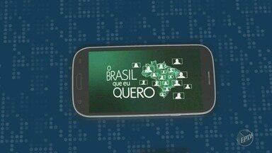 Que Brasil você quer para o futuro? - Saiba como enviar o seu vídeo. A EPTV quer saber.