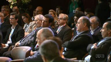 Executivos de emissoras que fazem parte da Rede Globo se reúnem em São Paulo - No encontro foram debatidos os desafios da comunicação no Brasil