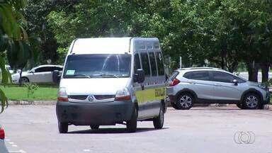 Mais de mil veículos escolares do Tocantins são reprovados em vistorias - Mais de mil veículos escolares do Tocantins são reprovados em vistorias