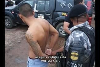 Polícia cumpre 66 mandados judiciais em Belém e nas cidades de Moju, Abaetetuba e S Izabel - 31 pessoas foram presas.