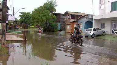 Moradores do Amapá receberão alerta de desastres naturais pelo celular - Inundações, alagamentos, temporais e deslizamentos de terra serão informados por SMS.