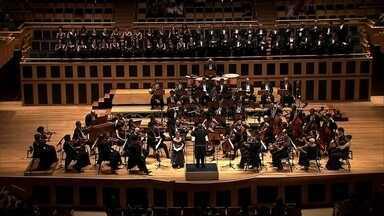 OSESP estreia temporada de concertos com diversos espetáculos gratuitos - Conheça a Sala São Paulo, onde a orquestra ensaia.