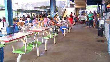 Comerciantes da feira da 304 Sul reclamam de furtos frequentes no local - Comerciantes da feira da 304 Sul reclamam de furtos frequentes no local