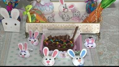 Barras de chocolate tem preços mais acessíveis em João Pessoa - Com as barras é possível fazer ovos de Páscoa em casa.