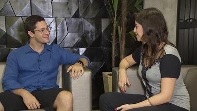 Entrevista com Rainer Cadete - Confira a entrevista com o ator Rainer Cadete.
