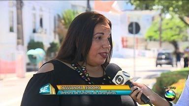 Evento cultural é realizado em Laranjeiras - Diretora de Turismo conversou sobre a festa.