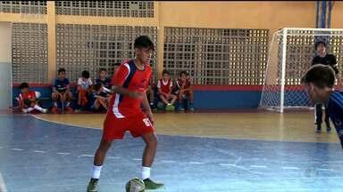 Começou a Copa TV Grande Rio de Futsal e é grande a expectativa dos atletas - Jogos acontecem no ginásio do Sesc em Petrolina