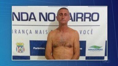 Homem é preso suspeito de aplicar golpes em agricultores de Parintins, no AM - Suspeito estava com dinheiro e documento.