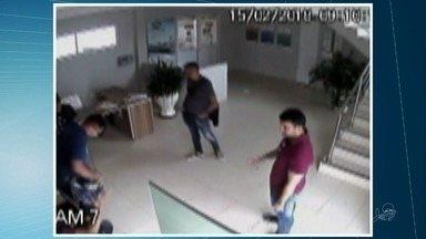 Vídeo mostra momentos antes da execução de Gegê do Mangue e Paca - Os dois eram líderes de facção criminosa e foram mortos numa reserva indígena em Aquiraz.