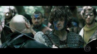 Vikings com vias obstruídas - Quando respirar é uma guerra, acerte seu adversário no peito