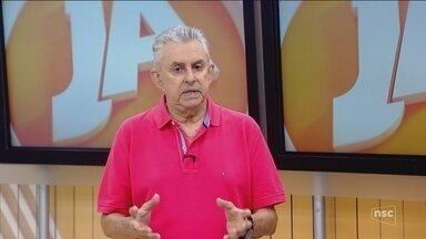 Roberto Alves fala sobre a derrota do Avaí e o empate do Figueira - Roberto Alves fala sobre a derrota do Avaí e o empate do Figueira