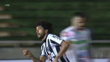 Atlético-MG bate o Uberlândia e se classifica para as quartas do Campeonato Mineiro - Atlético-MG bate o Uberlândia e se classifica para as quartas do Campeonato Mineiro