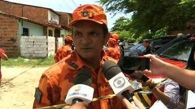 Polícia encontra parte dos corpos de mulheres mortas no mangue - Saiba mais em g1.com.br/ce