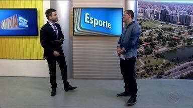 Confira as notícias do esporte desta sexta (09/03) - Thiago Barbosa destaca empate entre o Sergipe e Olímpico na Arena Batistão.