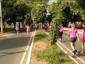 Esporte: Corrida Elas de Rosa será realizada em Montes Claros - Confira outras informações do esporte.