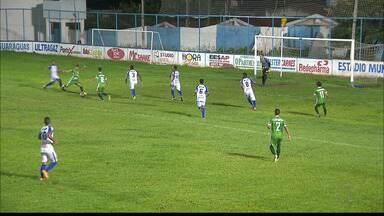 Confira os lances de Desportiva 1 x 1 Nacional de Patos - Azulão do Brejo e Canário do Sertão ficam no empate no Sílvio Porto.