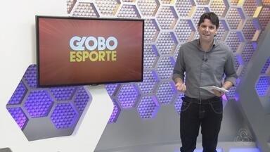 Veja a íntegra do Globo Esporte AM desta sexta (9) - Programa foi apresentado por Thiago Guedes