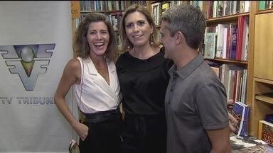 Segundo livro do Rota do Sol será lançado amanhã (10) - Assinado pela jornalista Rosana Valle, livro teve pré-lançamento em uma livraria de Santos na noite de quinta-feira (8).