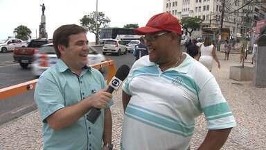 Torcedores da dupla BA-VI comentam atuação dos times no Baianão 2018 - Tanto o Bahia tanto o Vitória passaram para a segunda fase do campeonato.