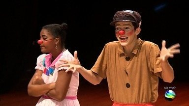Espetáculo 'A outra história de Francisco' é apresentado em Aracaju - Espetáculo 'A outra história de Francisco' é apresentado em Aracaju.