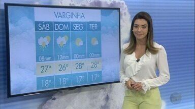 Confira a previsão do tempo para este sábado (10) no Sul de Minas - Confira a previsão do tempo para este sábado (10) no Sul de Minas